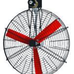 Ventilador de cesto Equiporave